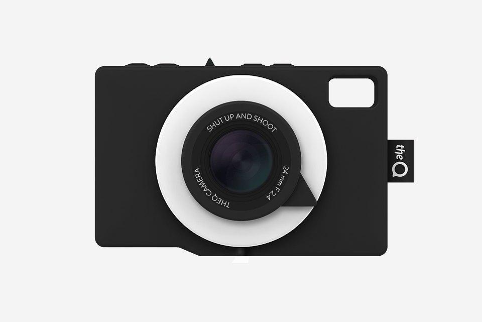 Самый красивый фотоаппарат для интернет-зависимых theQ . Изображение № 9.