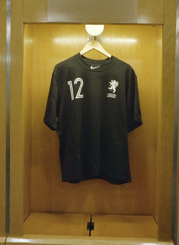Вирджил Абло и Nike представили коллаб, посвящённый футболу. Изображение № 25.