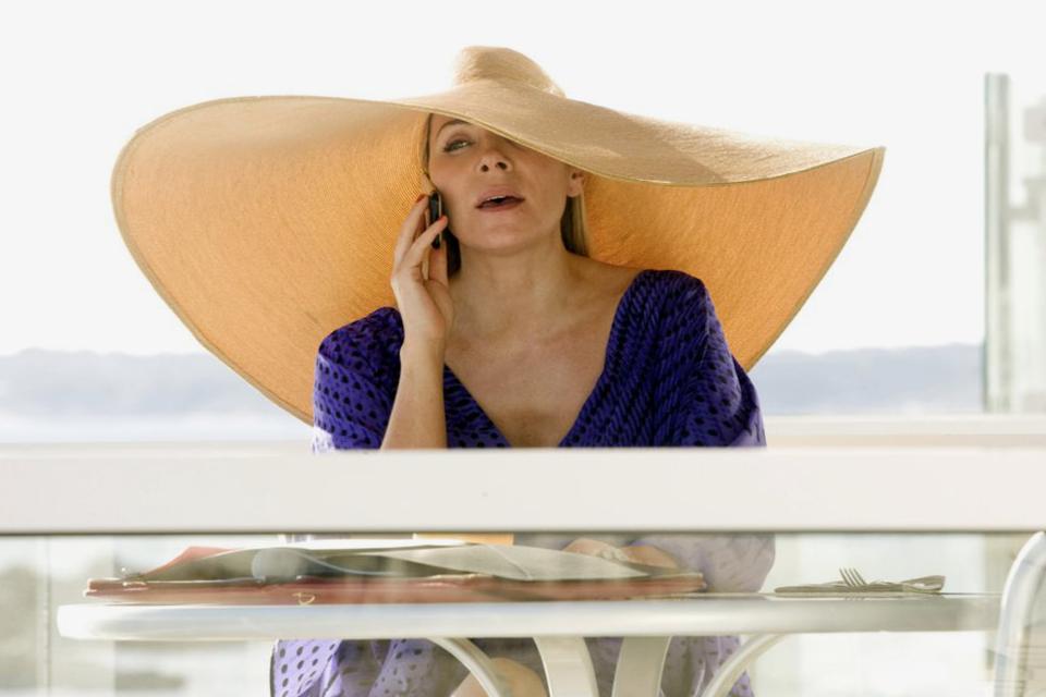 Как носить соломенные шляпы: 9 культовых образов из фильмов. Изображение № 9.
