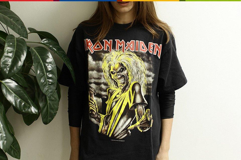 London rocks: Стилист Мирейа Гарсия и ее коллекция футболок. Изображение № 16.