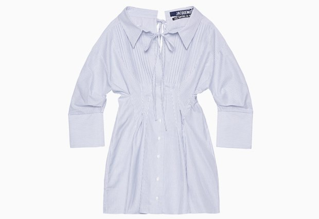Надел и пошёл: 10 платьев-рубашек от простых до роскошных. Изображение № 8.