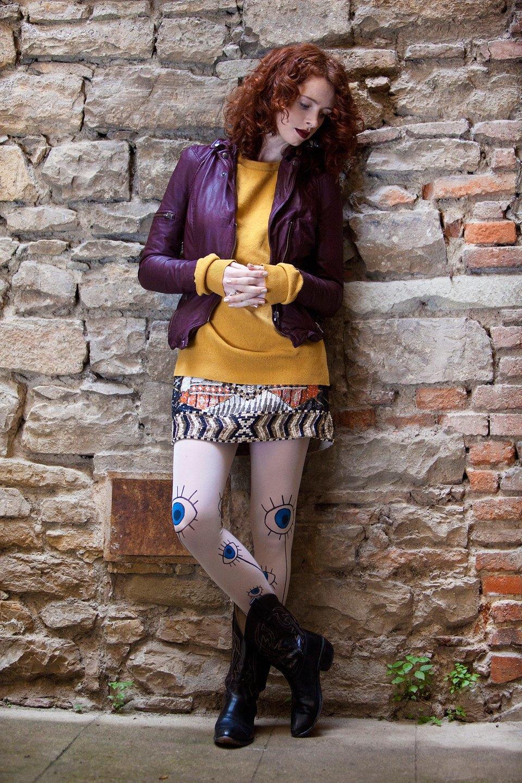 Кармел Уолш, стилист флорентийского магазина Luisa Via Roma. Изображение № 14.