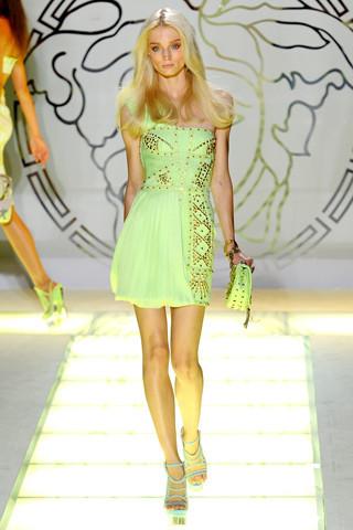 Milan Fashion Week: показ Versace SS 2012. Изображение № 21.