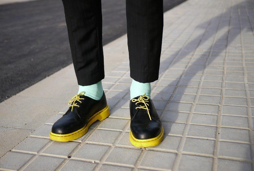 Гости Недели моды в Барселоне. Изображение № 29.