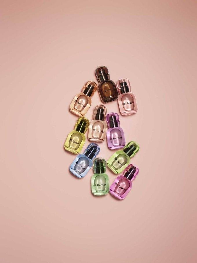 H&M и парфюмеры Givaudan представили 25 новых ароматов . Изображение № 2.