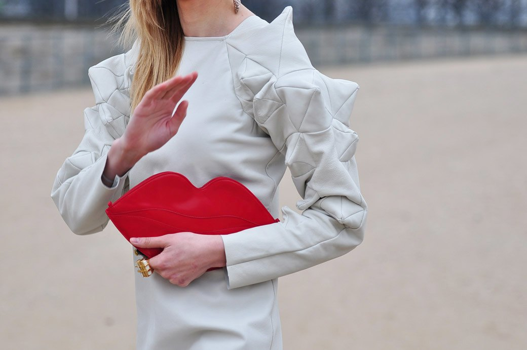 Гости Парижской недели моды FW13, часть 2. Изображение № 4.