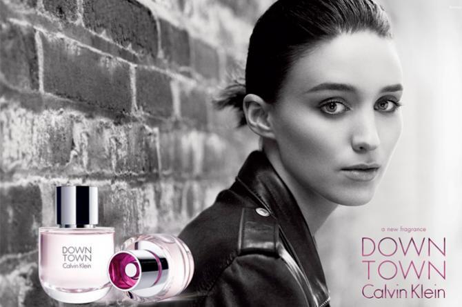 Дэвид Финчер снял Руни Мару в рекламе Calvin Klein. Изображение № 1.