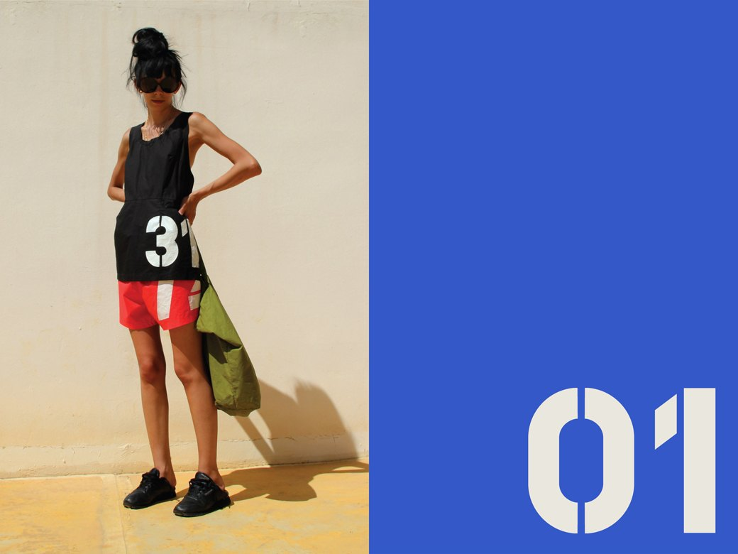34-я, весенне-летняя коллекция Nina Donis. Изображение № 5.
