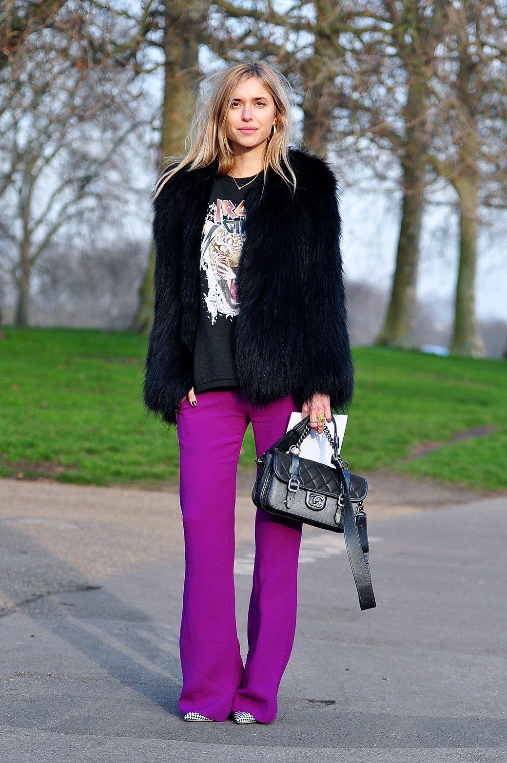 Неделя моды в Лондоне,  часть II. Изображение № 47.