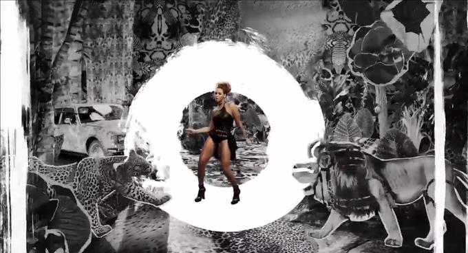 Появилась загадочная и веселая версия клипа Бейонсе «Grown Woman». Изображение № 12.