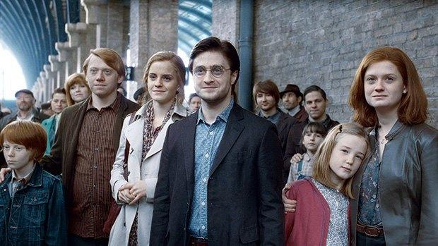 Что мы узнали про средний возраст из нового рассказа о Гарри Поттере. Изображение № 1.