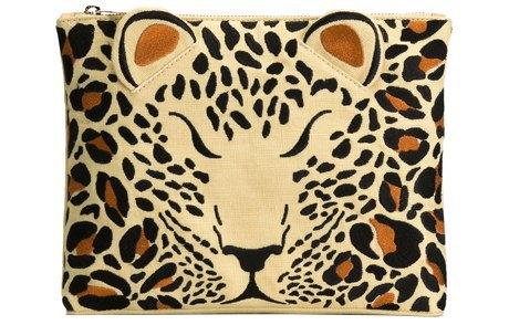 Какая дикость: 10 вещей  с леопардовым принтом. Изображение № 7.