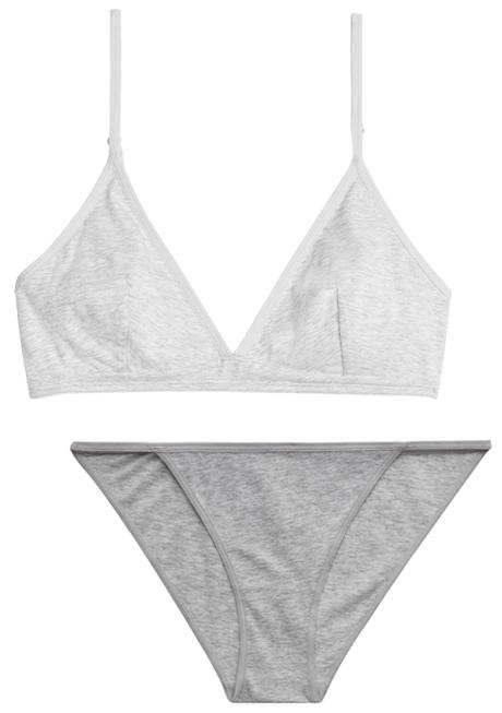 Что носить летом: Нижнее бельё для жарких дней. Изображение № 3.
