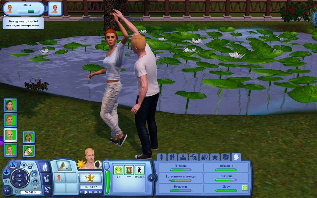 Как юные фанатки The Sims представляют себе взрослую жизнь. Изображение № 26.