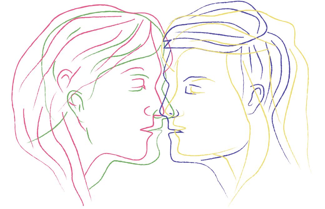 Чужая среди своих: Как я поняла, что бисексуальна. Изображение № 2.