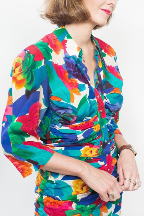 Основательница Vintage Voyage Алина Лысова о любимых нарядах. Изображение № 16.