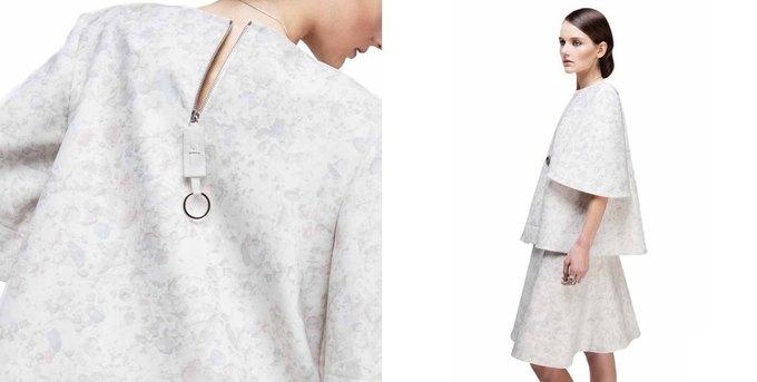 Платья в бельевом стиле в лукбуке KamenskayaKononova. Изображение № 8.