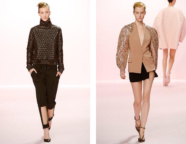 Парижская неделя моды: Показы Stella McCartney, Chloe, Saint Laurent, Giambattista Valli. Изображение № 45.