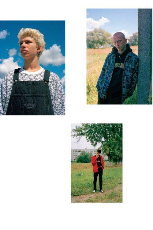 Гоша Рубчинский и Толя Титаев запустили новую марку «Рассвет». Изображение № 18.