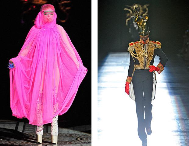 Неделя моды в Лондоне: Показы Acne, Mary Katrantzou, Vivienne Westwood и Philip Treacy. Изображение № 44.