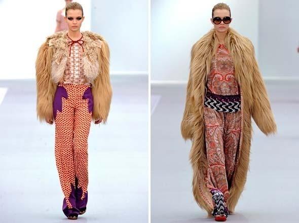Изображение 4. Показы на Milan Fashion Week FW 2011: день 6.. Изображение № 8.