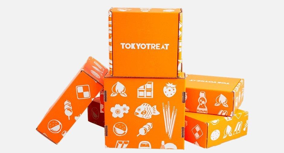 Tokyo Treat: Японский фастфуд по подписке. Изображение № 1.