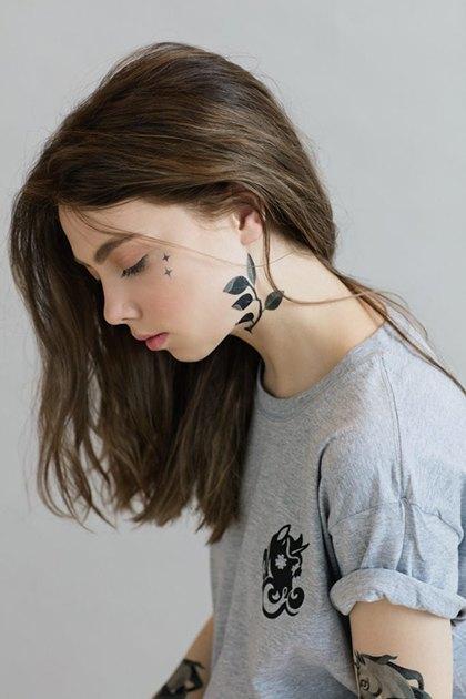 Переводные татуировки Sasha Unisex. Изображение № 5.