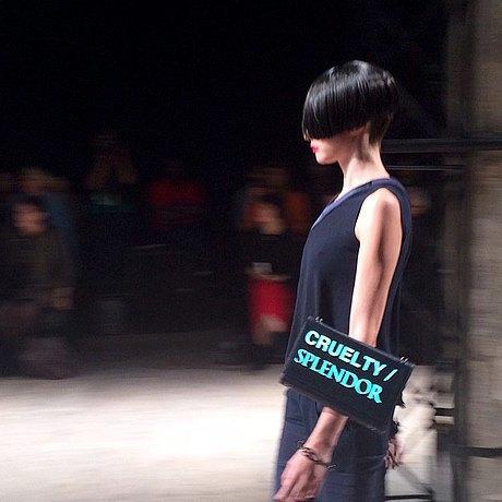 Главные показы  второго дня  Paris Fashion Week. Изображение № 10.