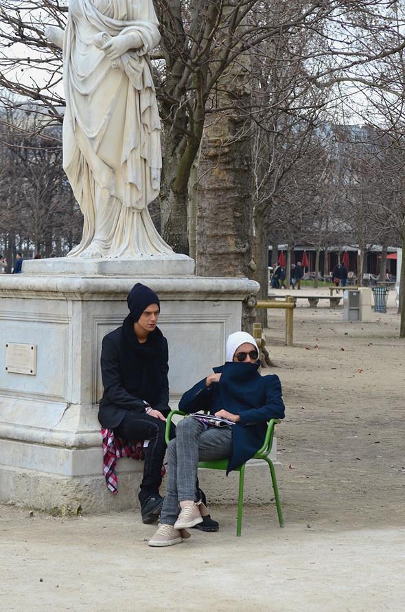 Неделя моды в Париже: Streetstyle. Изображение № 21.
