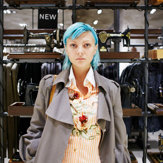 Грош цена: Люди на Fashion's Night Out о самых выгодных покупках. Изображение № 19.