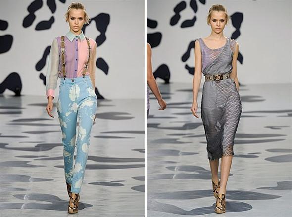 Показы на London Fashion Week SS 2012: День 2. Изображение № 8.