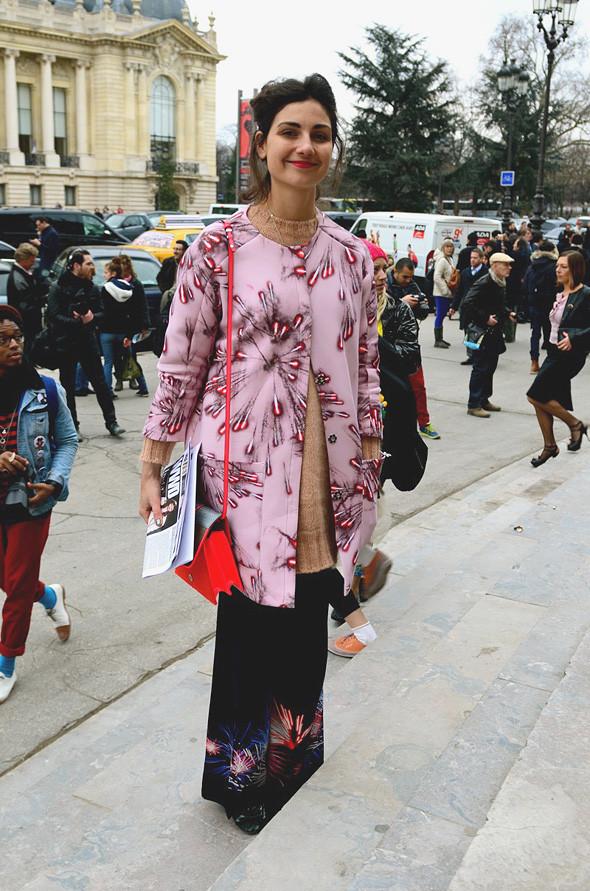 Неделя моды в Париже: Streetstyle. Изображение № 29.