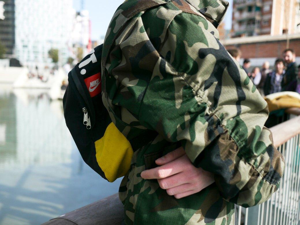 Гости Недели моды в Барселоне. Изображение № 17.