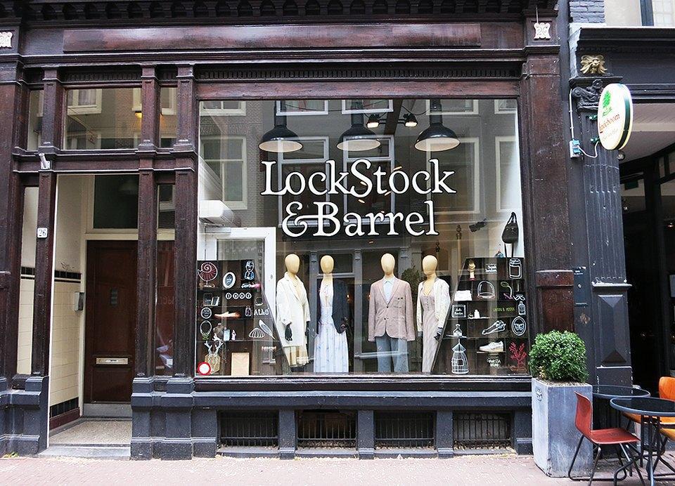 По каким магазинам ходить в Амстердаме. Изображение № 50.