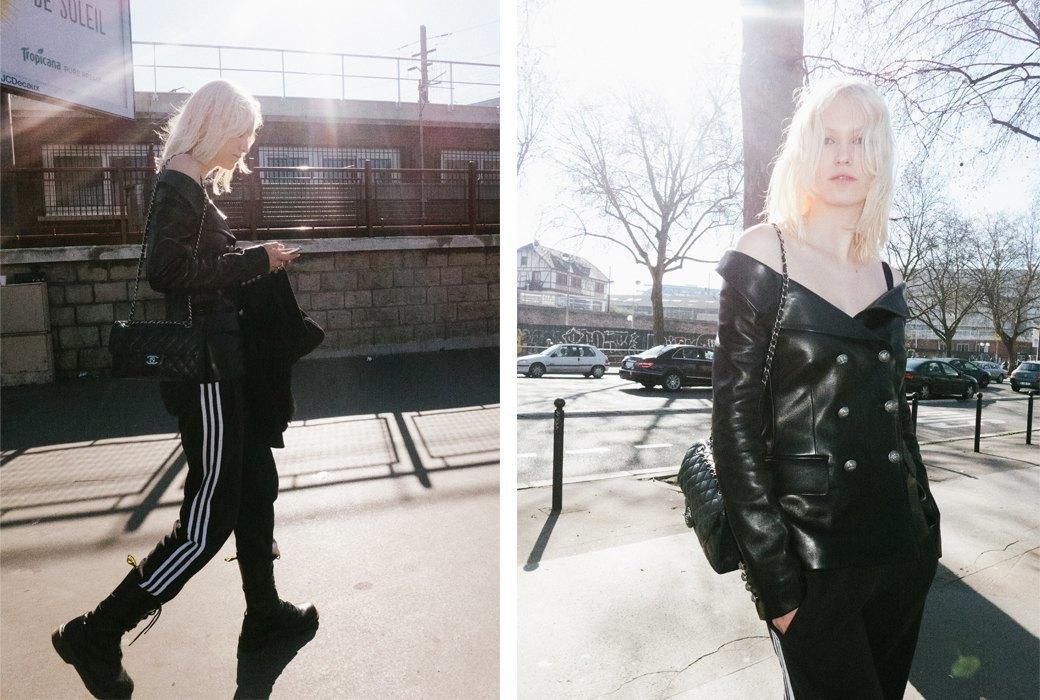 Бедные и клевые: Другая жизнь на Неделе моды в Париже. Изображение № 5.