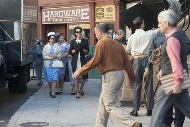 Заклятые подруги: Сериал «Вражда» с Джессикой Лэнг и Сьюзен Сарандон. Изображение № 2.