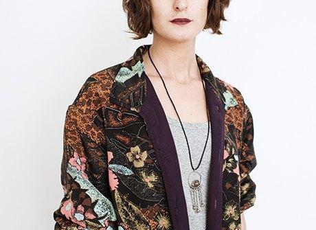 Фотограф Инна Маргвелашвили  о любимых нарядах. Изображение № 17.
