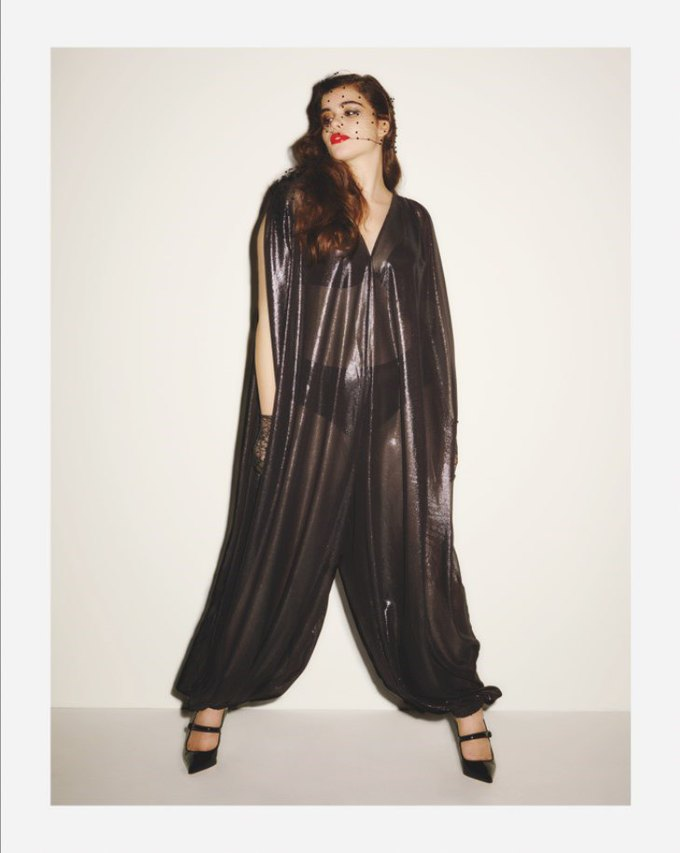 Бет Дитто представила коллекцию  плюс-сайз-одежды. Изображение № 11.