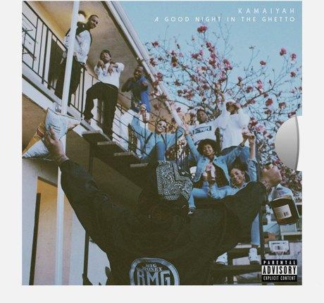 Летнее настроение: 5 новых R'n'B- и хип-хоп-альбомов. Изображение № 1.