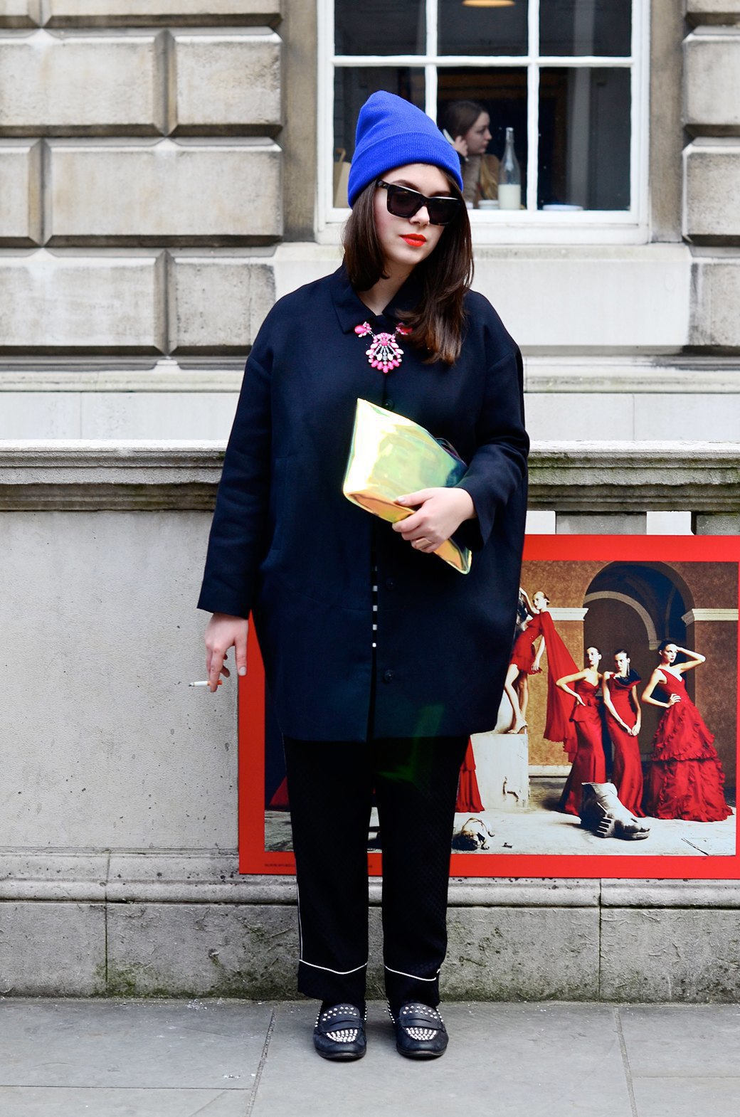 Неделя моды в Лондоне, часть I. Изображение № 17.