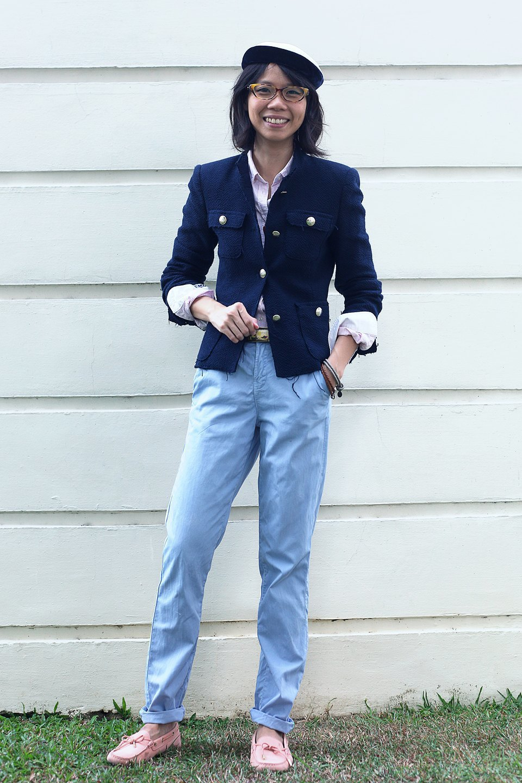 Гардероб: Джени Кай,  директор моды Esquire Singapore . Изображение № 26.