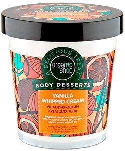 Organic Shop Body Desserts Vanilla Whipped Cream. Изображение № 7.