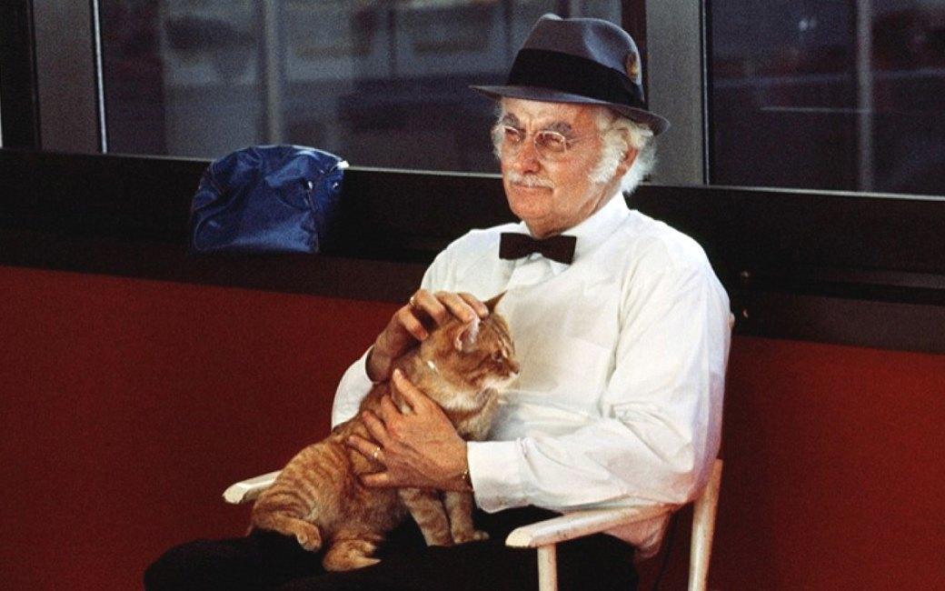 Наглая морда: Лучшие рыжие  коты в кино . Изображение № 9.