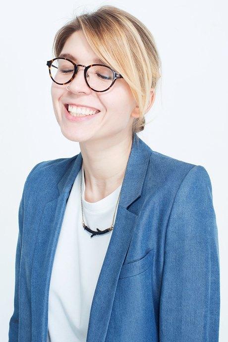 Редактор Аня Айрапетова о любимых нарядах. Изображение № 18.