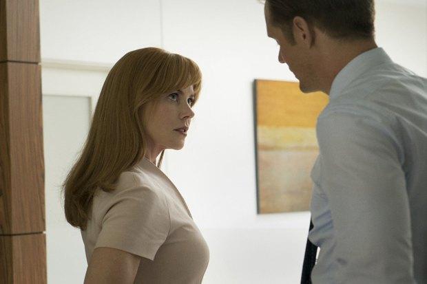 Над пропастью во лжи: Риз Уизерспун и Николь Кидман в сериале «Big Little Lies». Изображение № 4.