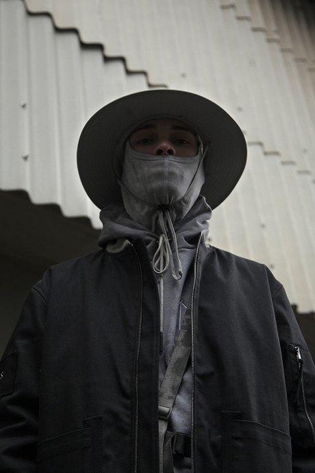 Повязки для лица и медицинские маски: Тренд на анонимность. Изображение № 3.