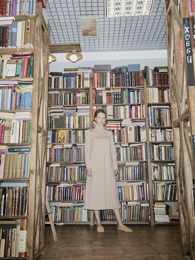 Ольга Шурыгина запустила новую марку одежды Herstory. Изображение № 5.