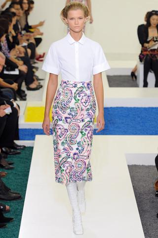 Milan Fashion Week: о показах Bottega Veneta, Emilio Pucci и Jil Sander. Изображение № 13.