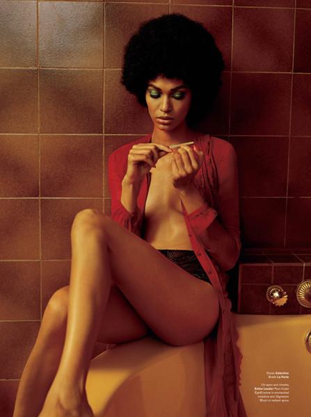 10 моделей африканского происхождения. Изображение № 73.
