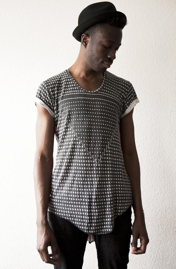 Гардероб: Виктор Амечи Мэнди, креативный директор Designersymposium.com. Изображение № 1.